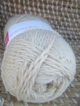 Jamieson and Smith Chunky Shetland Yarn Kirn Milk