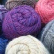 Jamieson and Smith Chunky Yarn